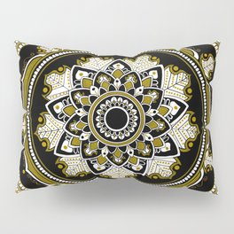 Goldie Mandala Pillow Sham