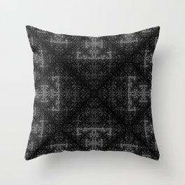 Circle Splendor 20.1 Throw Pillow