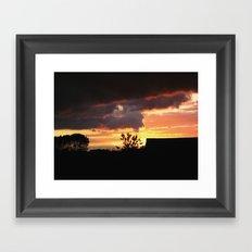 Sky (3) Framed Art Print