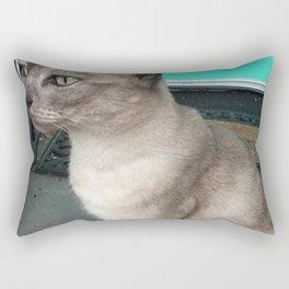 Australia cat Rectangular Pillow