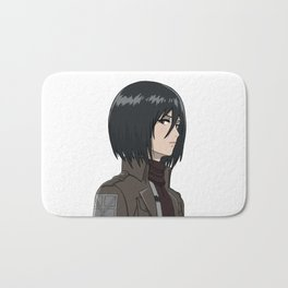 Mikasa Illustration Bath Mat