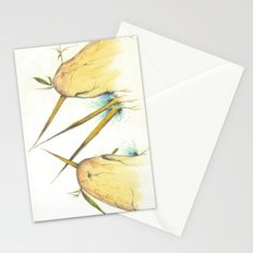 Narwhal Brawl Stationery Cards