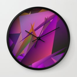 Just an Old-Fashioned Love Song 3 Wall Clock
