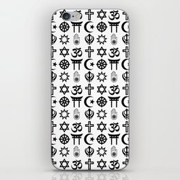 World Religions iPhone Skin