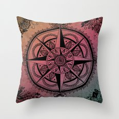 Voyager I Throw Pillow