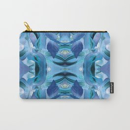 510 - Abstract Garden Design Carry-All Pouch