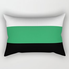 Neutrois Pride Rectangular Pillow