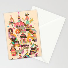 Structura 4 Stationery Cards