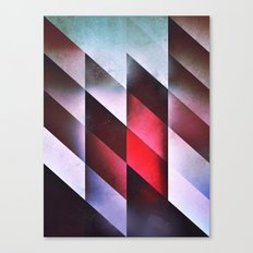 glyss mntz Canvas Print
