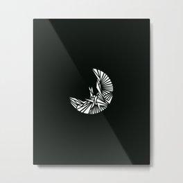 Rise Metal Print