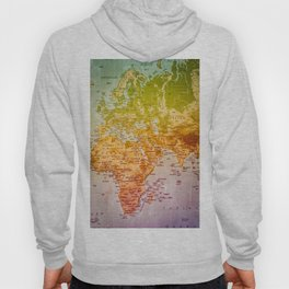 Colorful World Hoody