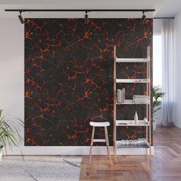 Hot Lava Wall Mural