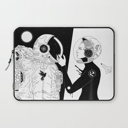 I Found a Space for Us Laptop Sleeve