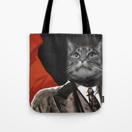 Soviet Cat Tote Bag