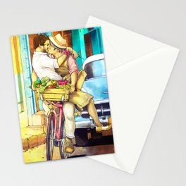 Cuba Kiss Stationery Cards