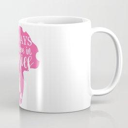 Always Believe in Fairies Coffee Mug