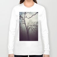 silent Long Sleeve T-shirts featuring Silent Anticipation by Lawson Images