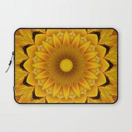 Daisy Mandala Laptop Sleeve