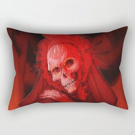 Bride of the Dead Rectangular Pillow