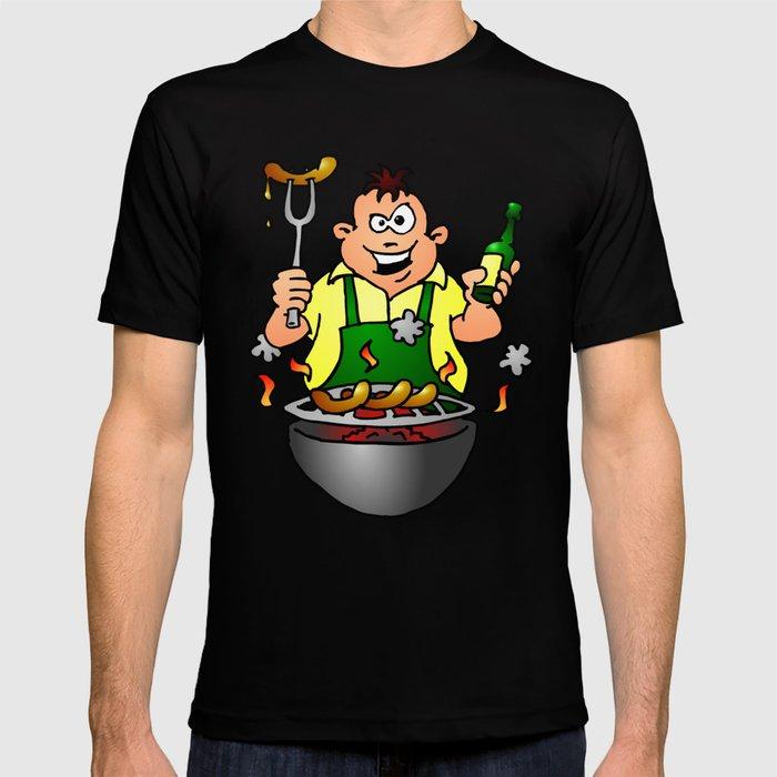 BBQ - Grill T-shirt