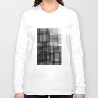 pixel Long Sleeve T-shirts featuring PIXEL by aurelien vassal