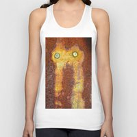 totem Tank Tops featuring Totem by Sheri L. Wright