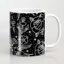 Black flash Coffee Mug