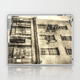 The Gipsy Moth Pub Greenwich Laptop & iPad Skin