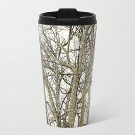 """Lines In Nature"" Travel Mug"