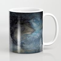 imagerybydianna Mugs featuring infinity pool by Imagery by dianna