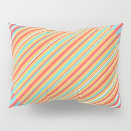 Integrated Shapes Pillow Sham