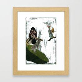 """""""Daydreaming"""" Framed Art Print"""