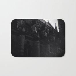 Black Metal Church Bath Mat
