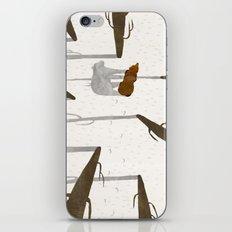 Creatures of Prey iPhone & iPod Skin
