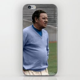 Willie Waddell in colour iPhone Skin