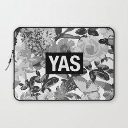 YAS B&W Laptop Sleeve