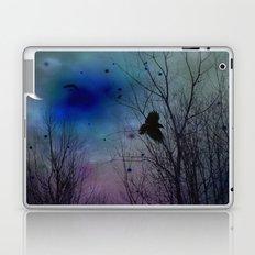Just Around Midnight Laptop & iPad Skin