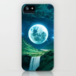 Moonglow iPhone Case