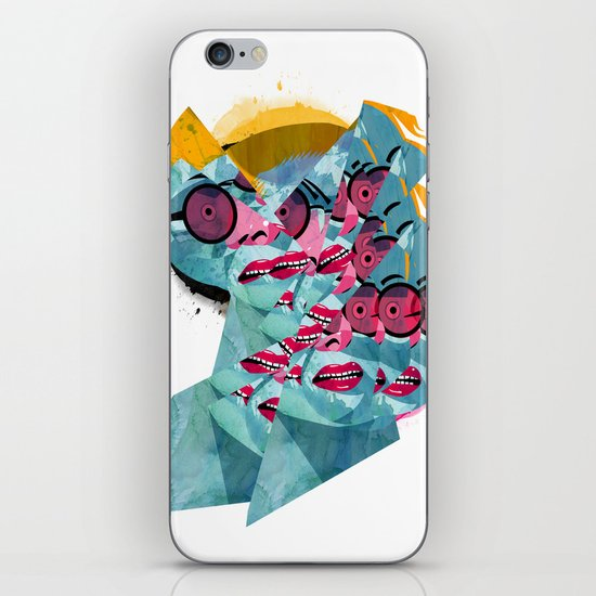 31112 iPhone & iPod Skin