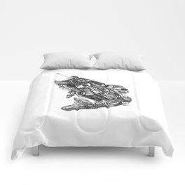 Go Fish! Comforters