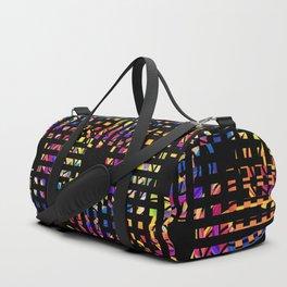 Bright Circle Shift Duffle Bag