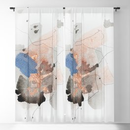 Divide #2 Blackout Curtain