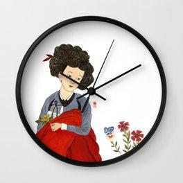 Mi-in-do 1800s_Solnekim Wall Clock