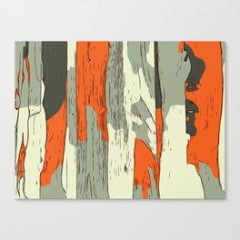 Wood You? Canvas Print