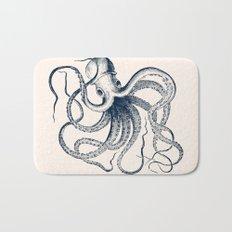 Vintage Octopus Bath Mat