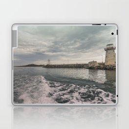 Boat trip in Howth, Ireland Laptop & iPad Skin