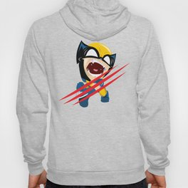 SUPER PAPER HERO Hoody