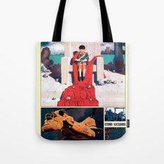 Manga 05 Tote Bag