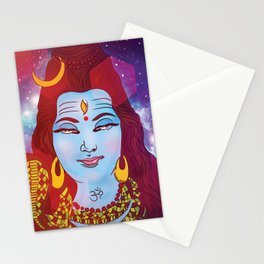 Shiva 'the auspicious one' Stationery Cards