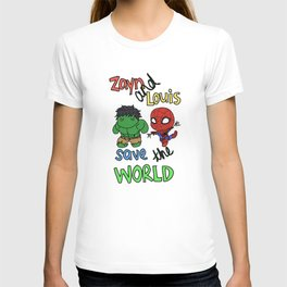 Zouis Saves the World T-shirt